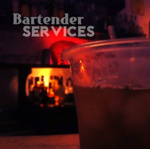 Bartender Services